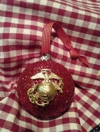 marines sparkle ornament armedforcesgear armed forces gear