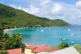 Cane Garden Bay Cottages Tortola - cane garden bay british virgin islands resort cams