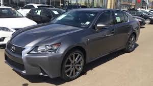 2014 used lexus gs 350 2014 lexus gs 350 awd executive f sport packge review grey on