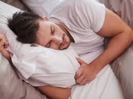Man Sleeping In Bed How To Figure Out How Much Sleep You Need Business Insider