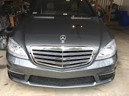 mercedes headlights at night facelift bi xenon headlights w nightvision plugnplay mbworld org