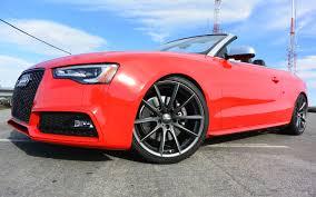 audi titanium wheels 20 ace wheels convex titanium rims ace044 4