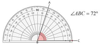 measuring angles diagrams examples solutions videos