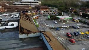 luton asda store fire started u0027accidentally u0027 bbc news