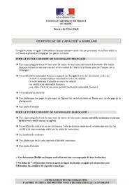 certificat de capacitã de mariage certificat de capacite animalier pdf notice manuel d utilisation