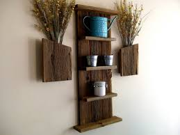 simple yet stunning diy and tips for wooden wall shelves naindien