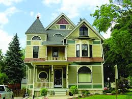 house color combination green brown roofs brown roof houses and