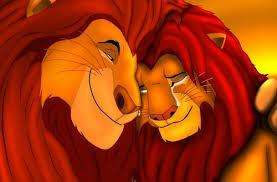 El Rey León Imágenes Simba And Mufasa Hd Fondo De Pantalla And Mufasa King