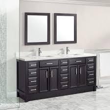 corniche 60 inch double bathroom vanity french gray finish best