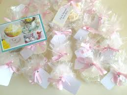 30 wax cup cake candle stack favours bought with thought