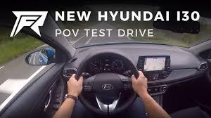 2017 hyundai i30 wagon 1 4 t gdi pov test drive no talking