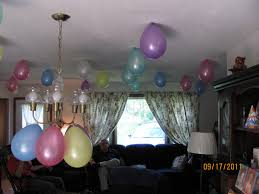 live learn love simple birthday decorations