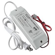 armacost lighting 60 watt 12 volt dc led lighting power supply