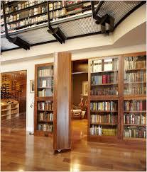 Library Bookcase With Glass Doors by Furniture Home Bookcase Door Secret Door Hidden Closet 0009