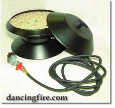 Portable Gas Firepit Gas Pit Free Delivery