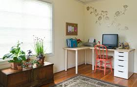 Desk In Living Room by Quick Organizing Tips For Your Home Office Kids Room And Bathroom