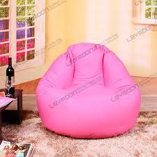 free shippingpink bean bag chair bean bag couch 100cm diameter