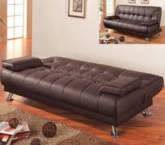 Faux Leather Futon Faux Leather Futon Sofa Beds Roof Fence U0026 Futons Affordable