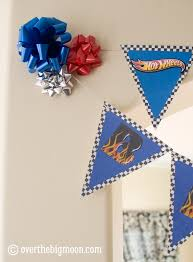 hot wheels cake toppers hot wheels birthday party pack free printables