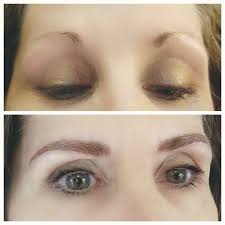 eyebrow microblading feathertouch how to fill in brows best semi permanent makeup by alana everett