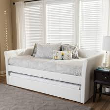 wholesale interiors serena daybed with trundle u0026 reviews wayfair