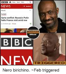 Bbc Memes - bbc n news sport more a news e sections world europe syria