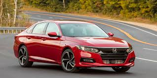 honda accord 1 2018 honda accord vehicles on display chicago auto