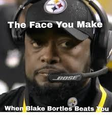 Blake Meme - the face you make when blake bortles beats you meme on