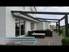 Retractable Awnings Gold Coast Frameless Retractable Awning U2026 Pinteres U2026