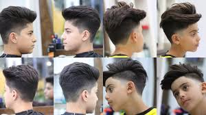 Boys For Top Attractive Haircuts For Boys For 2018