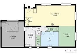 plan d une chambre maison moderne de quatre chambres dé du plan de maison moderne