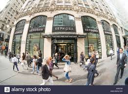 siege sephora cosmetics shop stock photos cosmetics shop stock images alamy