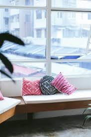 diy no sew bench seat cushions a pair u0026 a spare