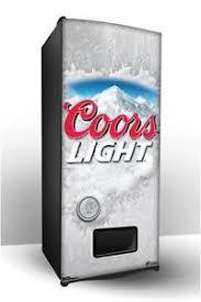 coors light beer fridge coors light refresherator beer dispensing refrigerator ebay