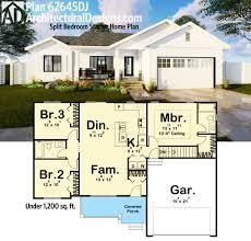 455 square feet apartments starter house plans plan dj split bedroom starter
