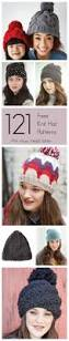 never pay for a knit hat pattern again find every type of knit