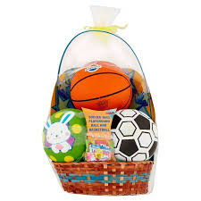 premade easter basket assorted playground easter basket item or color may vary