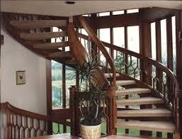circular staircase freestanding double helix