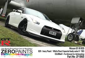 nissan gt r 1970 2015 paints 60ml zp 1065 zero paints