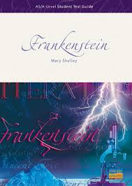 as a level student text guide frankenstein amazon co uk andrew