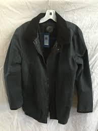 Leather Barn Coat Upc 729391860023 Vince Camuto Classic Barn Jacket With Corduroy