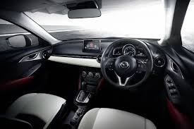 mazda interior 2016 mazda cx 3 subcompact review digital trends
