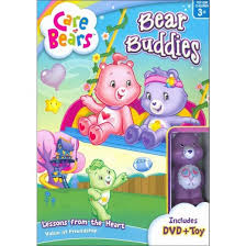 care bears bear buddies care bears figurine dvd video