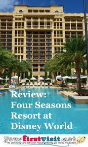 Walt Disney World Resorts Map by Review Four Seasons Resort Orlando At Walt Disney World