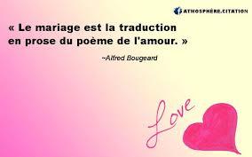 poeme sur le mariage le mariage est la traduction en prose du poème de l amour