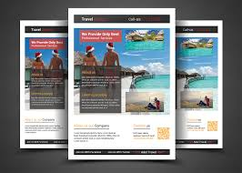 travel and tourism brochure templates free travel tour flyer template flyer templates creative market