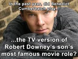 Benedict Cumberbatch Meme - the year of benedict cumberbatch a quiz dorkly post