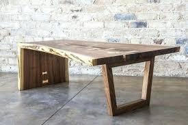 lucite waterfall coffee table waterfall coffee table modern glass waterfall coffee table acrylic