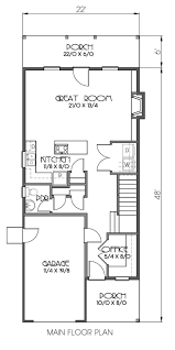 3 bedroom house plans under 1000 square feet