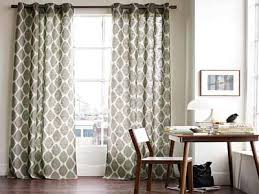 white gray and black curtains grey walls living room ideas white